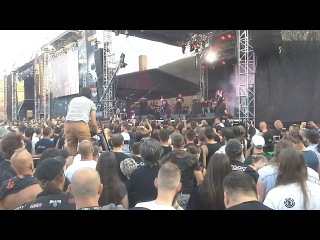 Brutal Assault 2014 Six Feet Under 1
