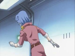 Космический воин Зеро / Cosmo Warrior Zero TV - 8 серия [Azazel & Oni] [2001] [SHIZA.TV]