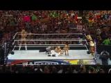 (WWEWM) WrestleMania 28 - Kelly Kelly &amp Maria Menounos vs. Beth Phoenix &amp Eve Torres