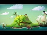 14 серия — Остров сокровищ