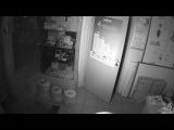 Взрыв огнетушителя на витрине. Офис