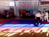 полуфинальный бой ПФО 2015 Пичугин К.С