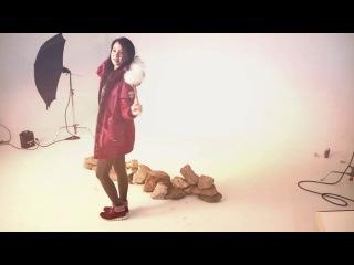 2014 F/W Schoffel(쉐펠) Shooting BTS (Song Ji Hyo focus)